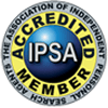 ipsa accredited member logo